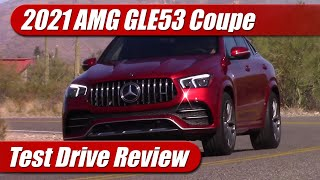 2021 Mercedes AMG GLE53 Coupe:…
