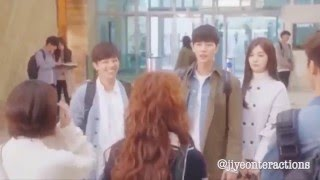 Cheese in the trap    Hong Seol & Yoo Jung