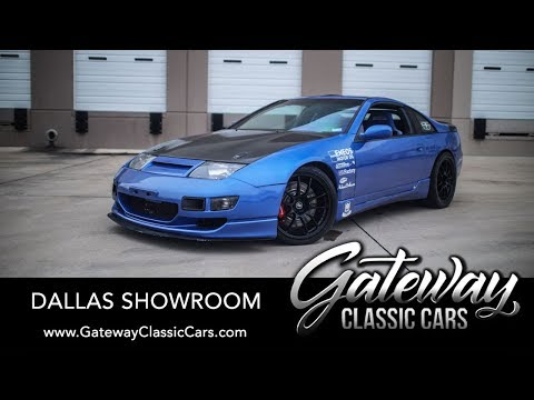 1990 Nissan 300ZX LS Swapped 500HP For Sale Gateway Classic Cars #1226