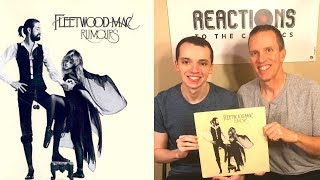 Fleetwood Mac Reaction! Rumours Full Album Review! Father & Son 1st Time Listening To