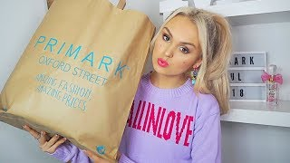 PRIMARK HAUL / SPRING 2018 / TRY ON