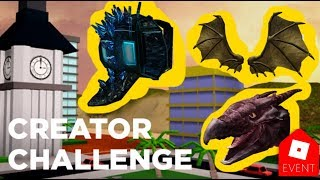 ROBLOX Creator Challenge EVENT - How To Get Free Accessory