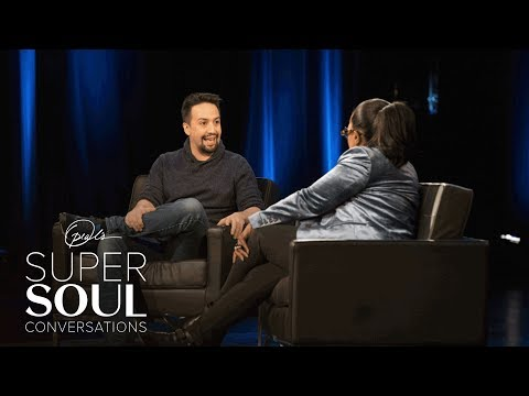 Lin-Manuel Miranda says Hamilton Is the Most Hip-Hop Guy Ever | SuperSoul Conversations | OWN