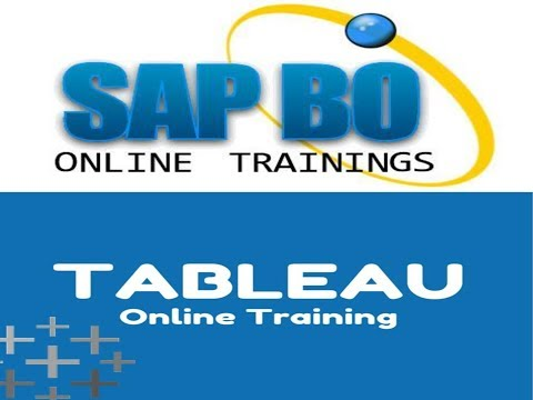 Live Tableau Certification Training With Job Support