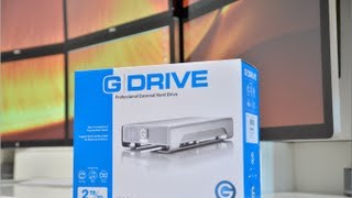 G-Technology G-Drive External Drive Full Review