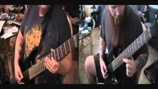 "CARNIFEX -  ""Dead But Dreaming"" Guitar Demo (OFFICIAL PLAYTHROUGH)"