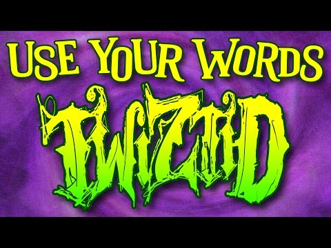 Majik Ninja Plays Use Your Words With Twiztid, Blaze, G-Mo Skee, Lex, and The R.O.C.