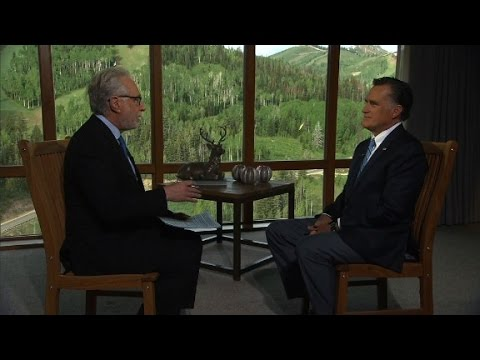 Mitt Romney full CNN interview (part 2)