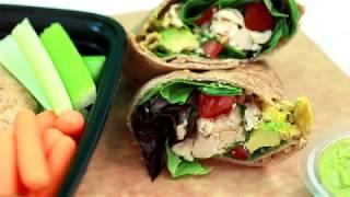 Chicken Pita - Three ways! [Centre for Healthy Active Kids Recipes]