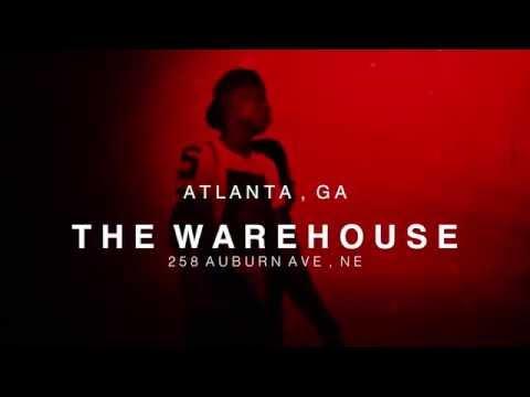 Anti-Venue Tour x Atlanta  (recap one)
