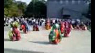 京都御所一般公開 2006.11.5の公開イベント(蹴鞠再現)を撮影。 (以下...