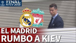 El Real Madrid pone rumbo a Kiev | Diario AS
