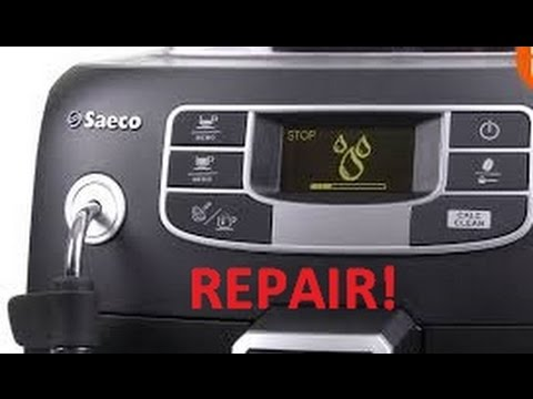 Philips saeco Intelia water repair - 1