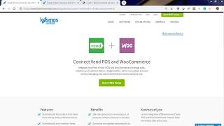 Sync vend pos inventory, orders and products with woocommerce by kosmos esync. 14-day free trial, start today! https://www.kosmoscentral.com/integrations/con...