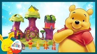 Jouet polly pocket Winnie l'ourson pour les enfants et petites histoires - Touni Toys