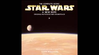 Star Wars IV (The Complete Score) - Throne Room and End Credits (Revenge Of The Sith)