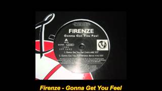 Firenze - Gonna Get You Feel (Moon Power Mix)