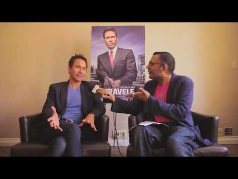 Exclusive  With Travelers' Eric McCormack At  Expo Canada 2016