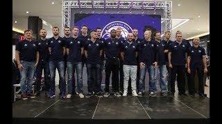 2017-09-06: Цмокі-Мінськ - Презентація Команд Зразка Сезону 2017/2018