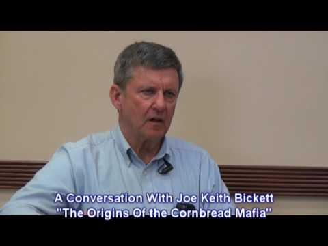 "Joe Keith Bickett, ""The Origins Of The Cornbread Mafia"" author"
