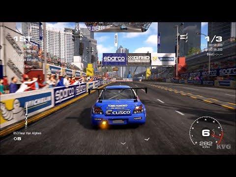 GRID (2019) - Shanghai Gameplay (PC HD) [1080p60FPS] |