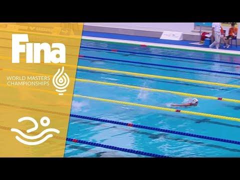 LIVE - Swimming Day 4: Hajos Pool B | FINA World Masters Championships 2017 - Budapest