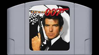 Gregorio Franco - Goldeneye 007 - Intro Cover