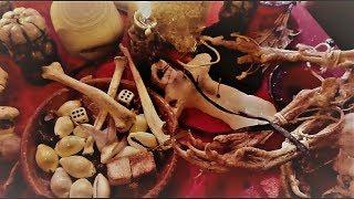 Универсальные амулеты и талисманы voodoo GRIS-GRIS. УРОКИ КОЛДОВСТВА #97