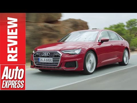 New Audi A6 review - does the BMW 5 Series have a fight on its hands?