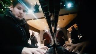 PIRATES OF THE CARIBBEAN Piano at Hamburg Shopping Mall – THOMAS KRÜGER