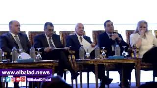 بدء جلسة الطاقة 'الانطلاق والتحدي' بمؤتمر أخبار اليوم الاقتصادي.. فيديو وصور