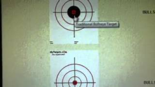 How to print Airsoft/pellet gun targets