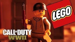Lego Call of Duty World War 2 - Trailer
