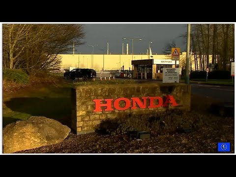 Brexit chaos: Honda confirms closure of Swindon plant in 2021