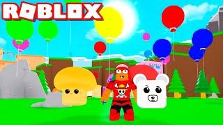 Roblox → POPPING BALLOONS IN DART SIMULATOR ► Roblox Dart Throwing Simulator 🎮