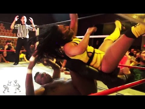 [Free Match] Sonya Strong v. Marq Quen v. Ken Broadway v. Chris Seaton - HOG Wrestling (Intergender)