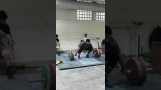 Indian weightlifting