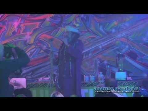 Soma Sacred Seeds Seminar - Cannabis Cup 2013 Amsterdam
