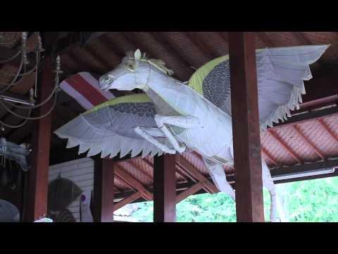 Sehari Di Museum Layang-Layang Indonesia