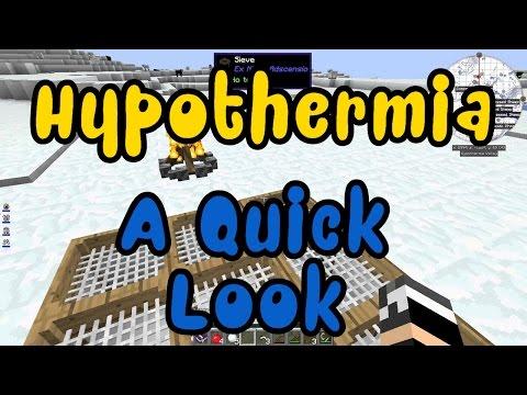 Minecraft 1.10.2 - A Quick Look - Hypothermia