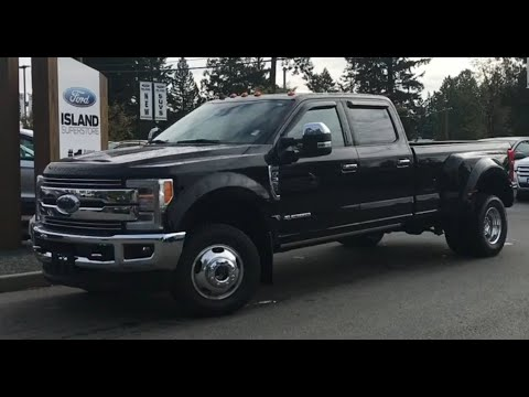 2019 Ford F-350 Lariat 628A 6.7L Diesel SuperCrew Review  Island Ford