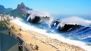 10 Biggest Tsunami ⁽ᴺᵉʷ⁾