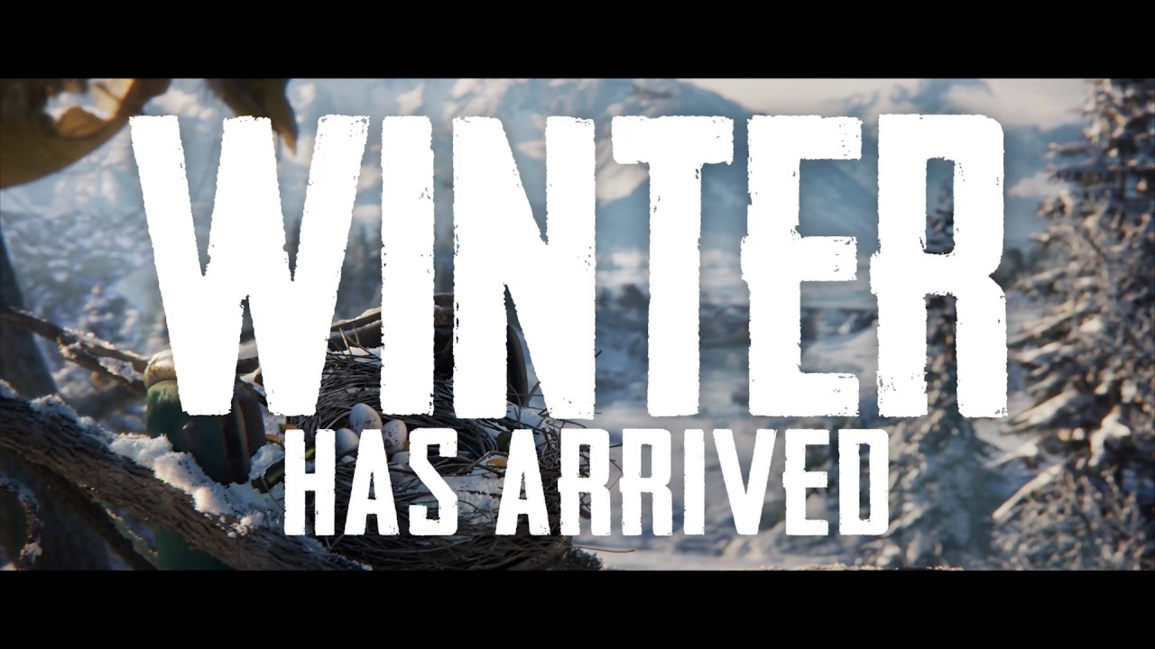 PUBG new map – all the latest details on the upcoming snow