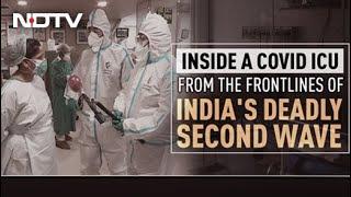 Reality Check: Inside A Covid ICU