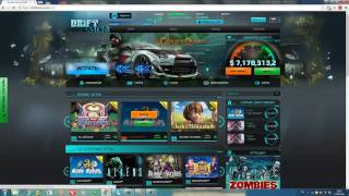 видео казино дрифт