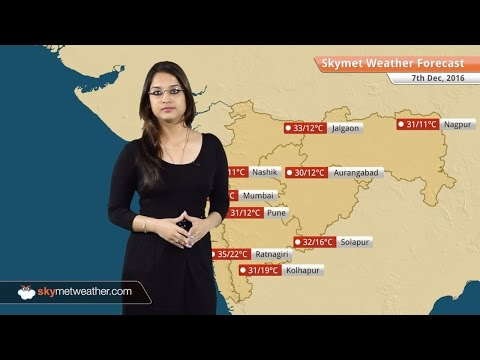 Weather Forecast for Maharashtra for Dec 7: Dry weather to prevail over Maharashtra