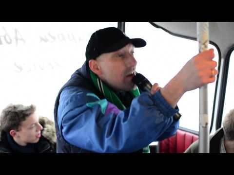 HannoveRANER: Busfahrt - Nur Die Harten Komm' In Garten