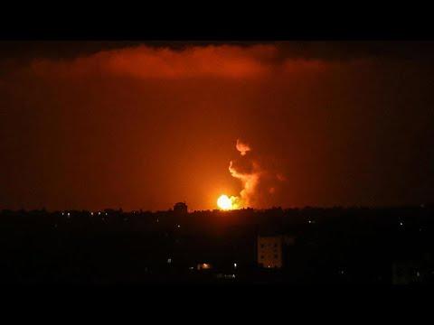 غارات إسرائيلية جديدة على قطاع غزة ومنع دخول الوقود من معبر كرم أبو سالم  - نشر قبل 1 ساعة