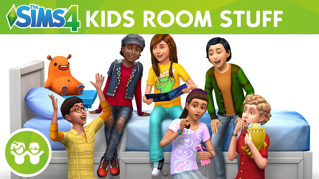 Kids Bedroom Stuff The Sims 4 Kids Room Stuff Official Trailer Youtube
