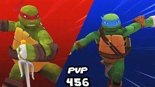 TMNT Legends PVP 456 (Raphael Legend, Leonardo Legend, Casey Jones, Bebop Movie, Rocksteady Movie)